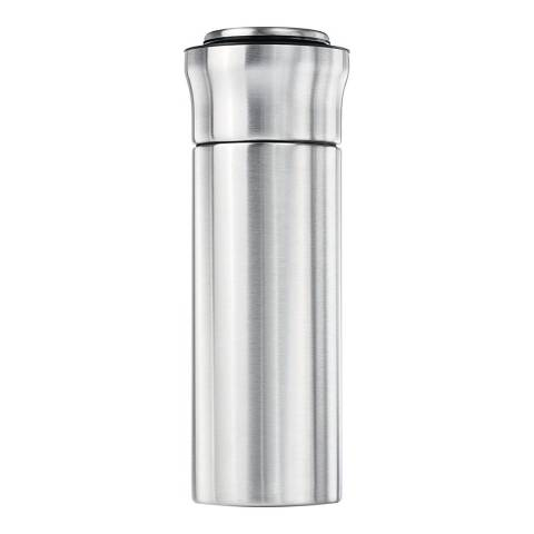 OXO Stainless Steel Press & Pour Cocktail Shaker