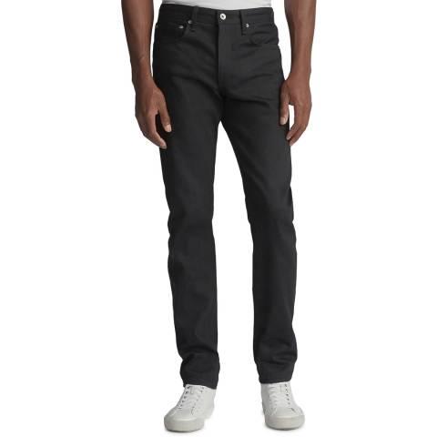 Rag & Bone Black Slim Stretch Jeans
