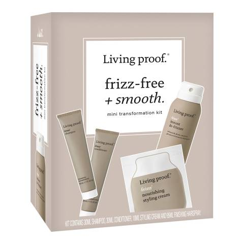 Living Proof No Frizz Discovery Kit