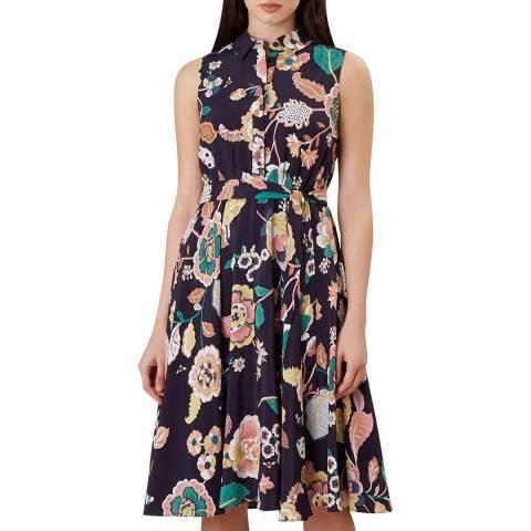 Hobbs London Multi Print Belinda Dress