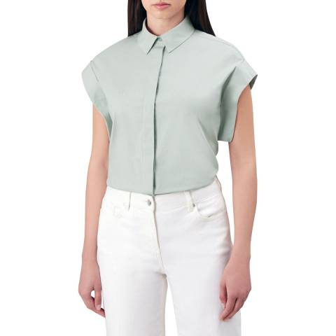 Hobbs London Mint Susanna Shirt