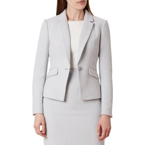 Hobbs London Grey Tailored Tamara Jacket