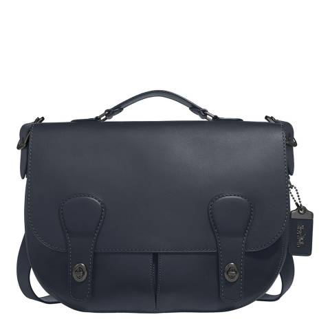 Coach Midnight Navy Unisex Musette Bag