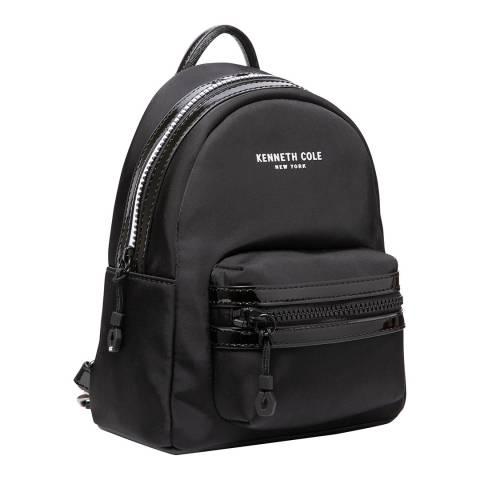 Kenneth Cole Black Kam Backpack