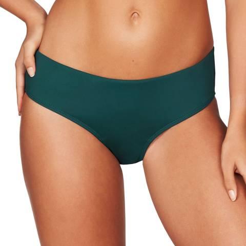Sea Level Emerald Essentials Mid Bikini Pant