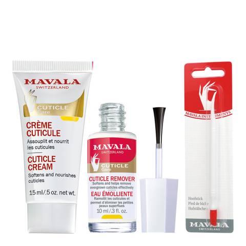 Mavala Cutical Care Kit WORTH £29.70