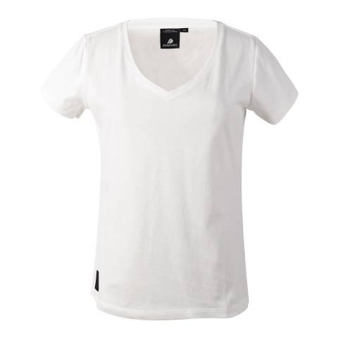 Didriksons White Ebba T-Shirt