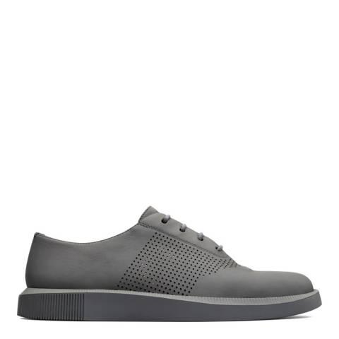 Camper Grey Twins Formal Shoe
