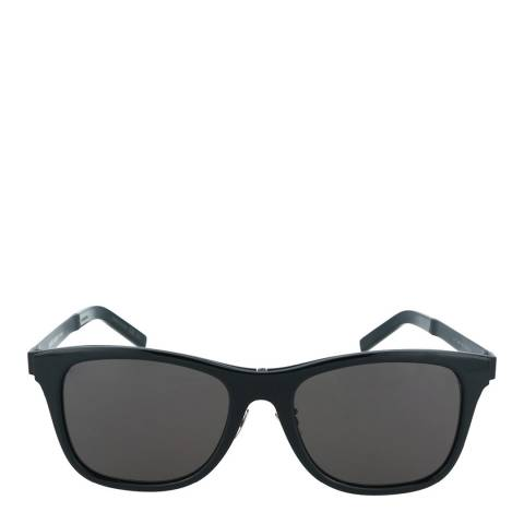 Saint Laurent Unisex Black Saint Laurent Sunglasses 53mm