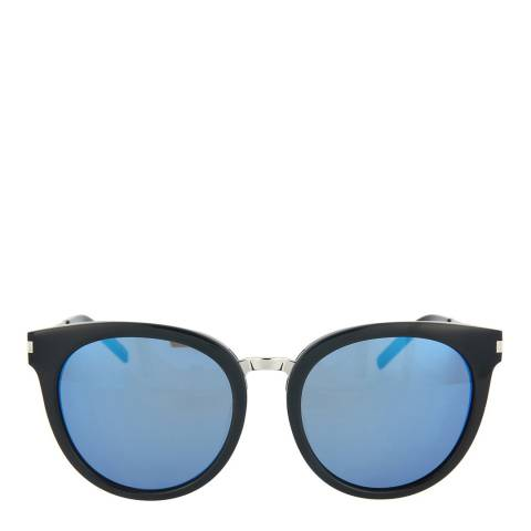 Saint Laurent Women's Blue Saint Laurent Sunglasses 55mm