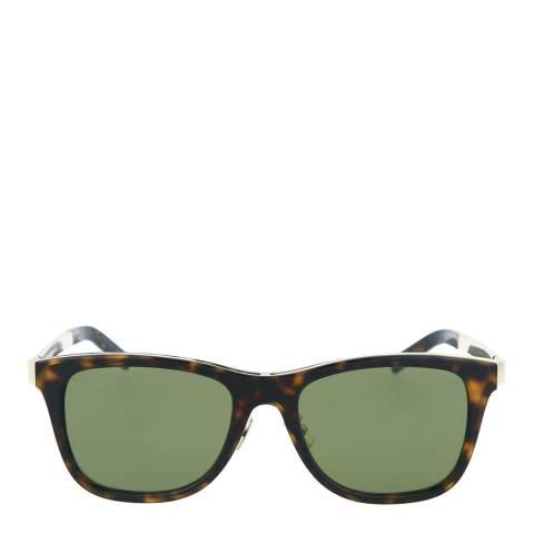 Saint Laurent Unisex Green Saint Laurent Sunglasses 53mm
