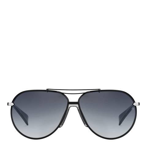 Rag & Bone Black Helix Sunglasses