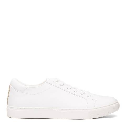Kenneth Cole White Kam Pride Low Top Sneakers
