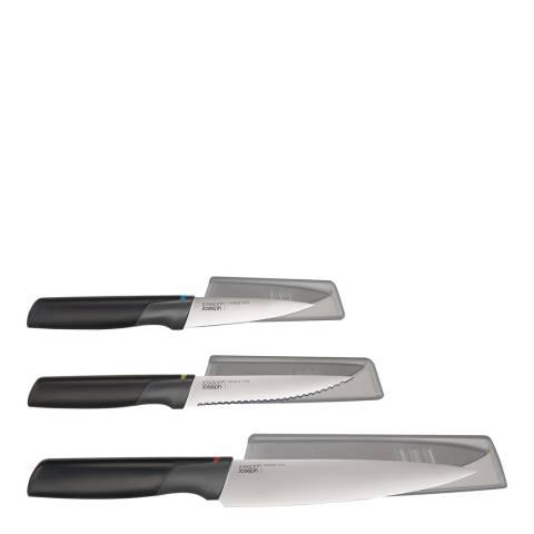 Joseph Joseph 3 Piece Elevate Knives Set