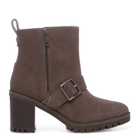 UGG Mole Fern Ankle Boots