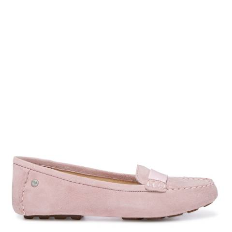 UGG Pale Pink Adrien Loafers