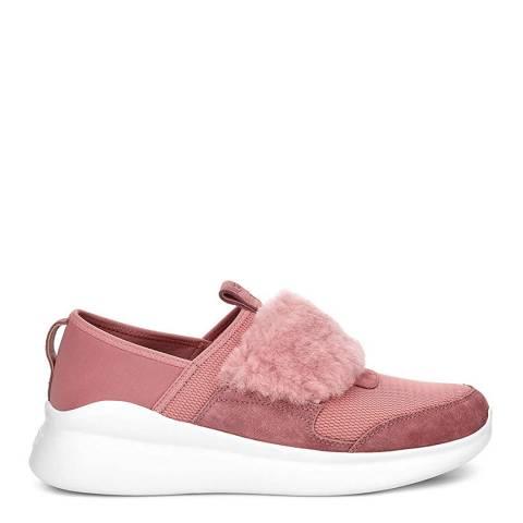 UGG Pink Dawn Pico Sneakers