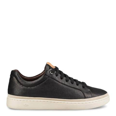 UGG Black Cali Low Sneakers