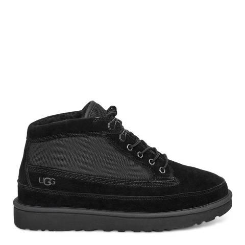 UGG Black Highland Field Boots