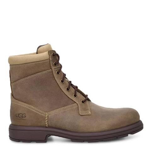 UGG Military Sand Biltmore Work Boots