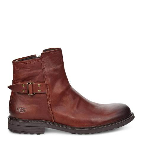 UGG Cordovan Morrison Pull On Boots