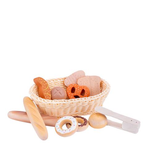 New Classic Toys Bread Basket