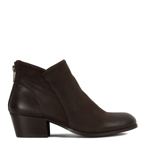 H by Hudson Brown Apisi Ankle Boots