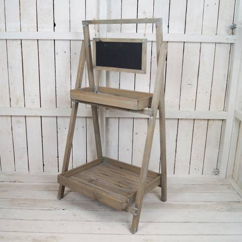 The Satchville Gift Company Wooden Stand