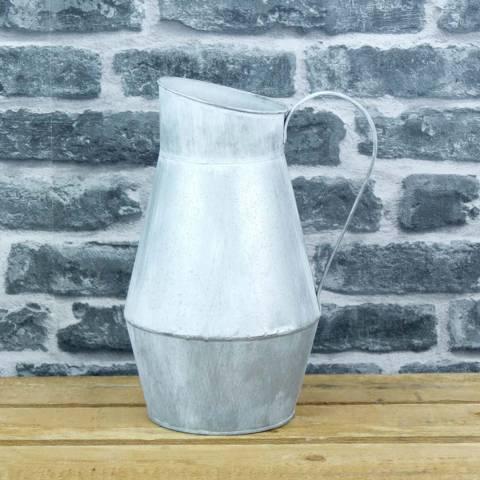 The Satchville Gift Company Large metal jug