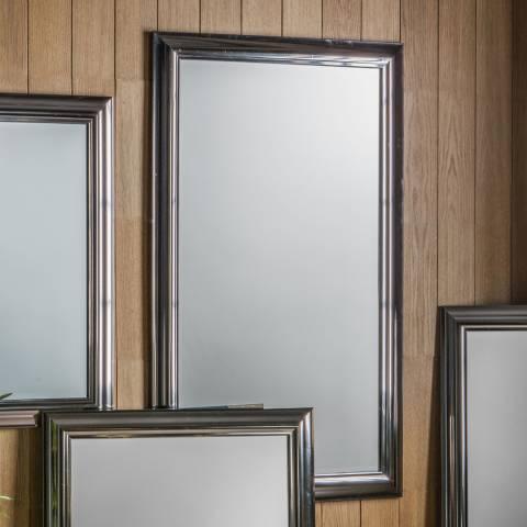 Gallery Silver Cobain Mirror 79x132cm
