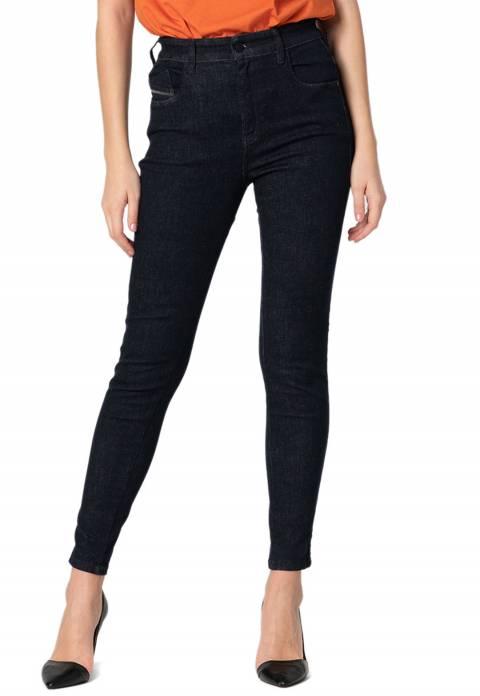 Diesel Midnight Slandy High Skinny Stretch Jeans