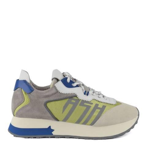 ASH White/Grey Tiger Sneaker