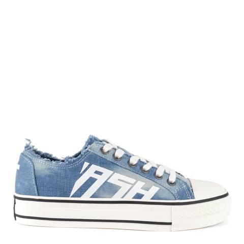 ASH Blue Jeans Viki Bis Sneaker