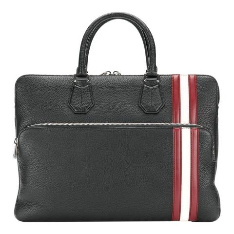 BALLY Black Seedorf Business Bag