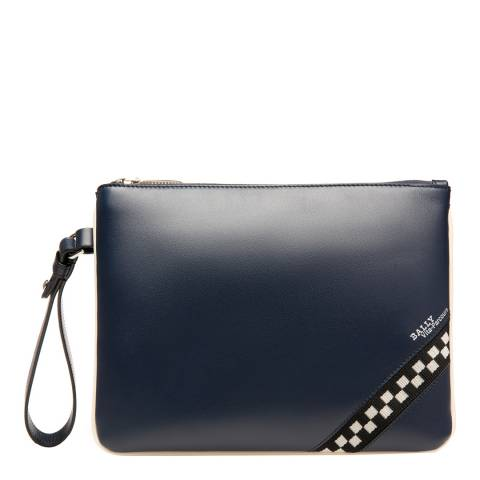 BALLY Ink Bex Structured Pouch Bag