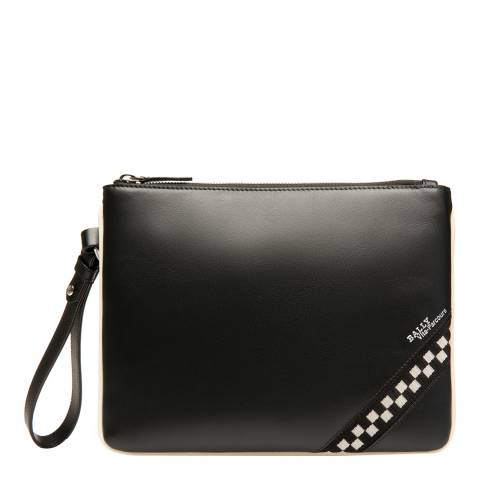 BALLY Black Bex Pouch