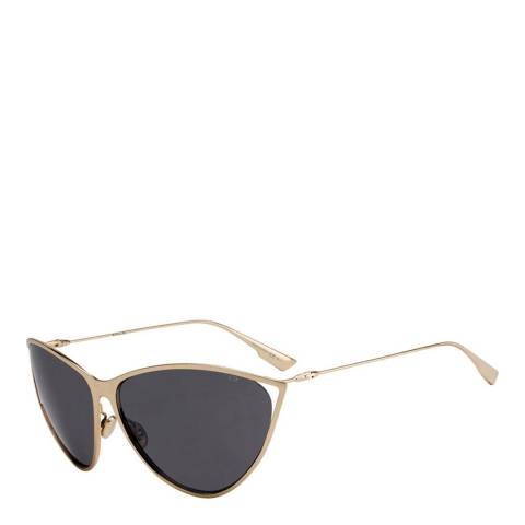 Christian Dior Women's Gold Christian Dior Sunglasses 65mm