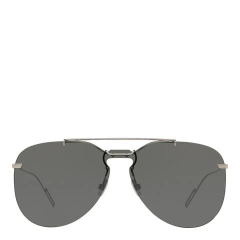 Christian Dior Unisex Ruthenium Dior Sunglasses 99mm