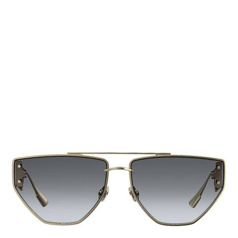 Christian Dior Women's Gold Christian Dior Sunglasses 61mm