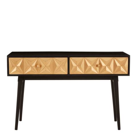 Fifty Five South Malta Console Table, Mango Wood