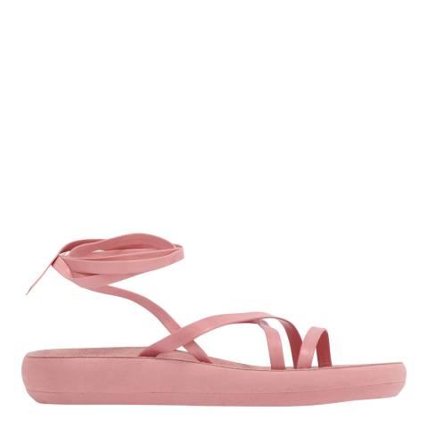 Ancient Greek Pink Morfi Comfort Sandals