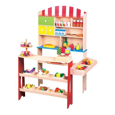 Lelin Toys Corner Shop