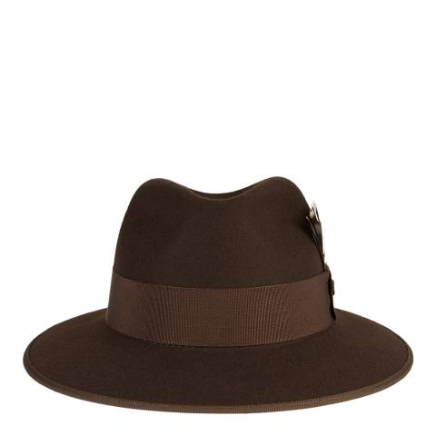Le Chameau Brown Heritage Madison Hat
