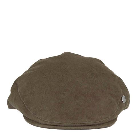 Le Chameau Multi Tweed Flat Cap