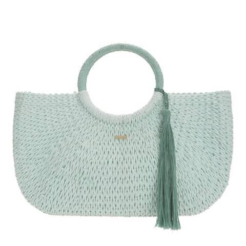 Melissa Odabash Mint Sorrento Bag