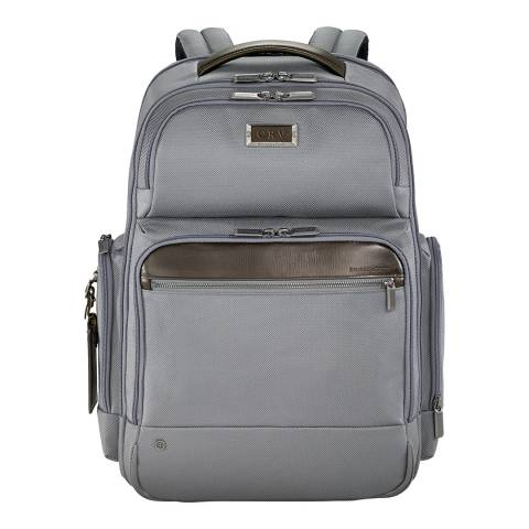 Briggs & Riley Grey Large Cargo Backpack