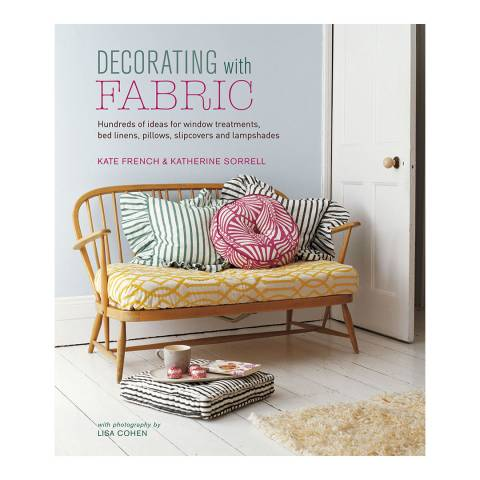 Ryland, Peters & Small Decorating with Fabric