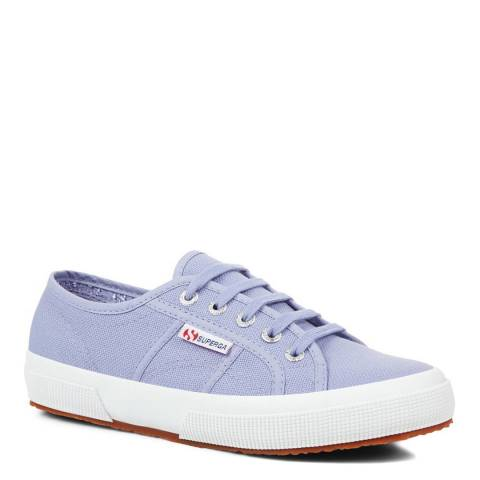 Superga Violet Persian 2750 Unisex Cotu Classic Canvas Trainers
