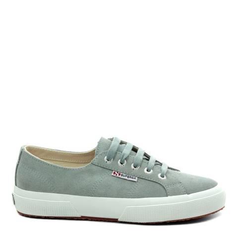 Superga Light Grey 2750 Classic Sneakers