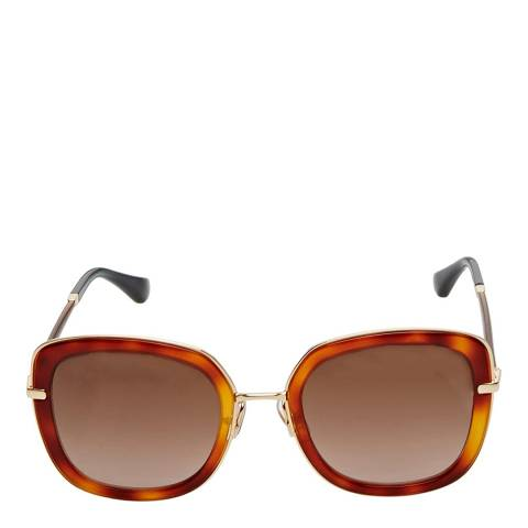 Jimmy Choo Women's Brown Jimmy Choo Sunglasses 52mm